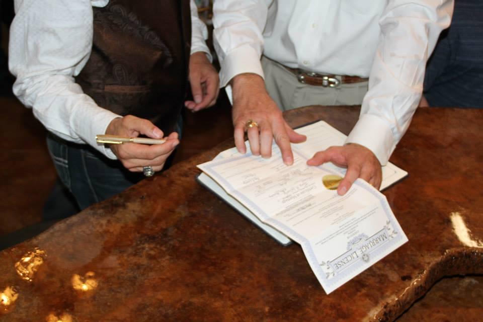 Signing License