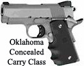 Oklahoma Concealed Carry Class